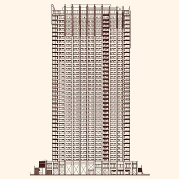 パークシティ大崎 ザ タワー
